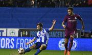 Wigan Athletic 1-0 Manchester City(Lượt về vòng 5 - Cúp Fa 2017/18)