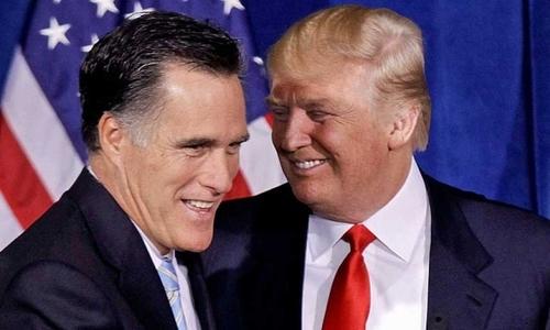 Trump ủng hộ cựu đối thủ của Obama tranh cử thượng nghị sĩ