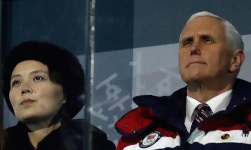 Triều Tiên có thể đã hủy gặp phó tổng thống Mỹ vào phút chót