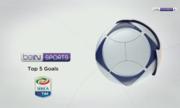 Top 5 bàn thắng đẹp vòng 25 Serie A