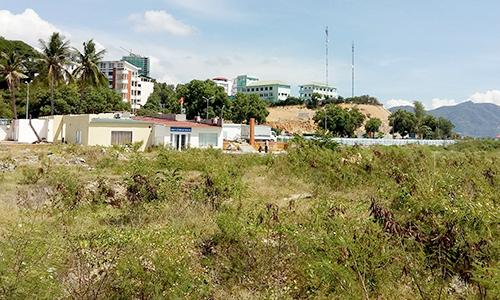 Dự án khu vui chơi 33 triệu USD ở Nha Trang bị thu hồi
