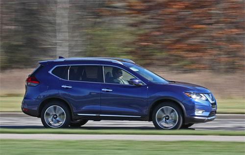 Dòng SUV đạt doanh số kỷ lục trong năm 2017.