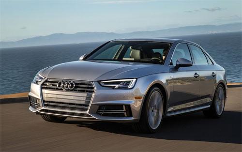 10 ôtô tốt nhất cho năm 2018 - 2