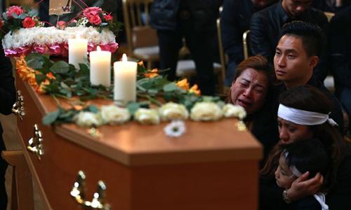 Thi thể cô gái Việt ở Anh bị thiêu trụi đến mức không thể nhận dạng