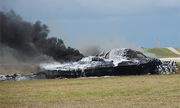 Khoảnh khắc oanh tạc cơ tỷ đô Mỹ nổ tung vì lỗi cảm biến năm 2008