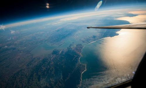 Hình ảnh Trái Đất máy bay do thám Mỹ chụp từ rìa vũ trụ - 2