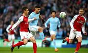 Arsenal 0-3 Man City(chung kết League Cup 2017/18)