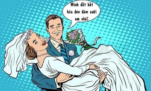 Đề phòng con trai chẳng dám lấy vợ