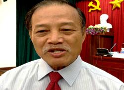 PGS.TS Nguyễn Thiện Tống. Ảnh: Hồng Châu.