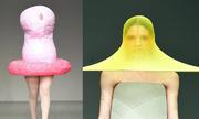 Những trang phục 'khó đỡ' nhất của thời trang đầu năm 2018