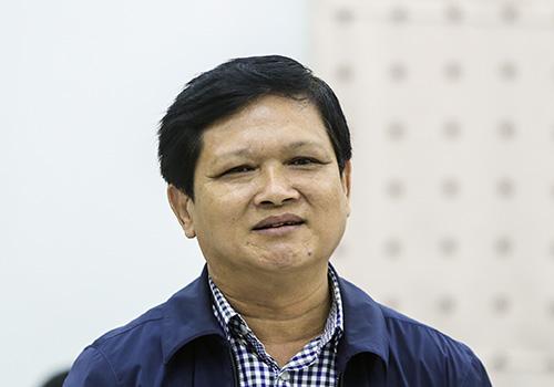 Ông Nguyễn Nho Trung đưa ra đề xuất thu hồi đất quân đội sai mục đích để phục vụ cho phát triển kinh tế. Ảnh: Nguyễn Đông.