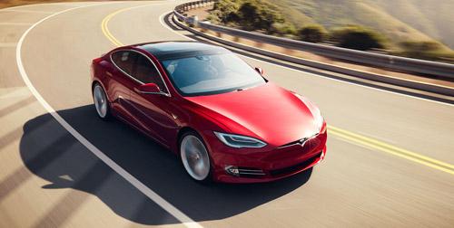 Tiềm năng của hãng xe điện Tesla bị công ty Trung Quốc dòm ngó. Ảnh: Tesla.