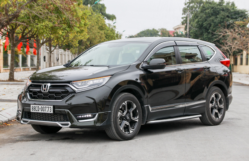 Honda CR-V sắp có lô hàng mới.