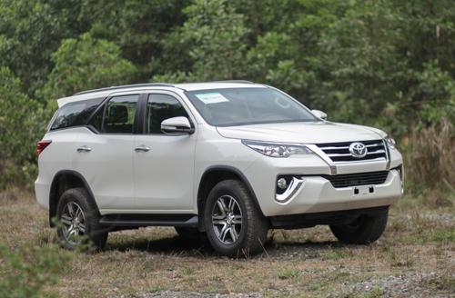 Toyota Fortuner nhập khẩu Indonesia trong thời gian tớinhiều khả năngkhông còn khan hàng như thời điểm đầu 2018. Ảnh: Lương Dũng.