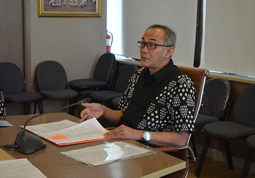 Ông Oke Nurman, Thứ trưởng Bộ Thương mại Indonesiahy vọng hoạt động xuất khẩu xe hơi của nước này sang Việt Nam sớm phục hồi. Ảnh: The Jakarta Post.