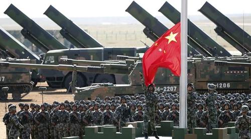 Trung Quốc tăng ngân sách quốc phòng 8%