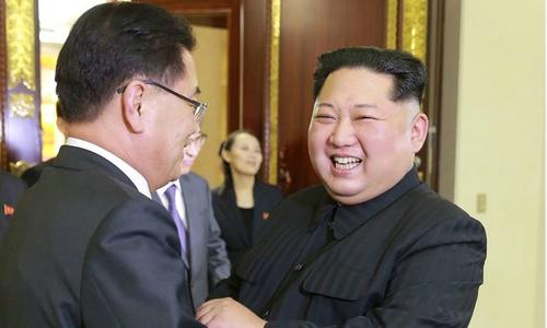 Quan chức Hàn Quốc sẽ gửi thông điệp bí mật của Triều Tiên tới Mỹ