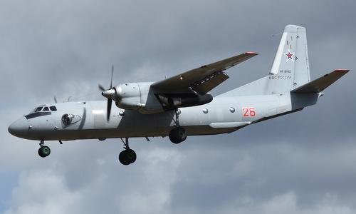 Uy tín quân đội Nga bị tổn hại khi An-26 rơi tại Syria