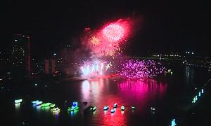 Lễ hội pháo hoa Quốc tế Đà Nẵng 2018 kéo dài 2 tháng
