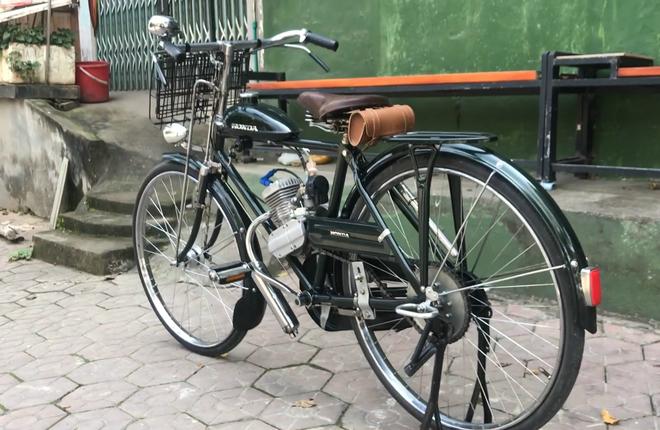 Xế lạ hàng hiếm Honda A-type 1947 giá 50 triệu tại Việt Nam