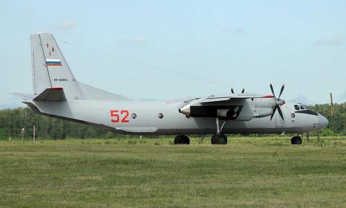 Chiếc An-26 trước ngày xảy ra tai nạn khoảng ba tháng. Ảnh: Russian Planes.