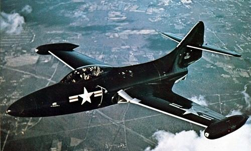 Trận đối đầu giữa chiến đấu cơ Mỹ và tiêm kích Liên Xô năm 1952