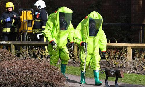 180 lính Anh hỗ trợ cảnh sát điều tra vụ cựu điệp viên Nga bị hạ độc