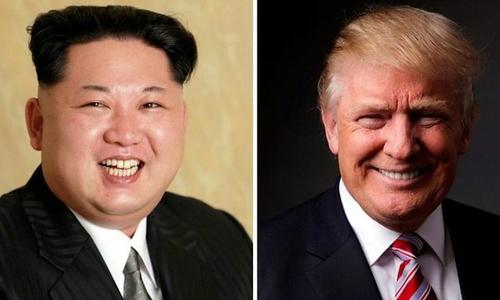 Trump tự ra quyết định gặp Kim Jong-un
