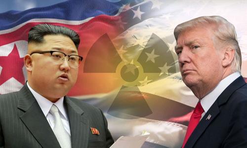"""Cuộc đối đầu 65 năm của hai kẻ thù """"truyền kiếp"""" Mỹ và Triều Tiên"""