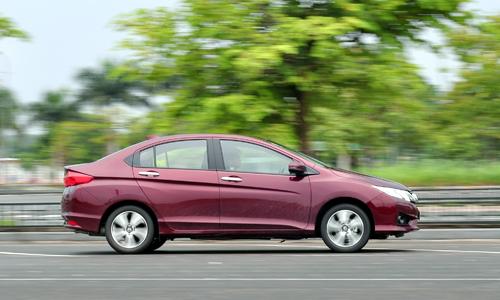 Honda Việt Nam triệu hồi 1.524 xe City