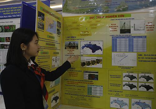 Gần 480 học sinh tham gia cuộc thi khoa học cấp quốc gia