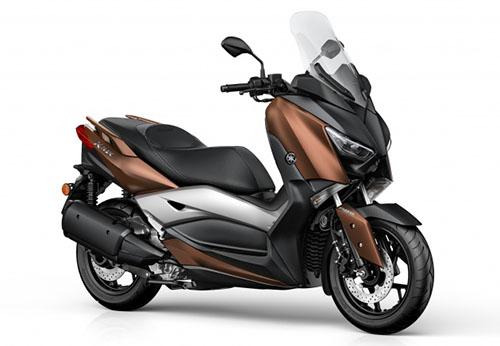 Yamaha XMax 250 2018 công bố giá bán tại Malaysia.
