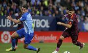 Malaga 0-2 Barcelona(Vòng 28 - La Liga 2017/18)