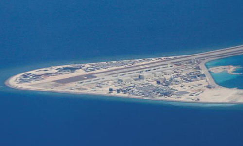 Chuyên gia Australia lo ngại về sự bất định của Mỹ ở Biển Đông