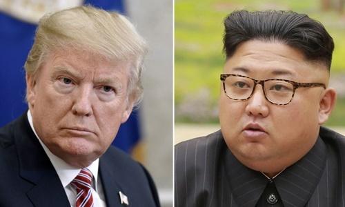 Trump có thể gặp Kim Jong-un tại làng đình chiến