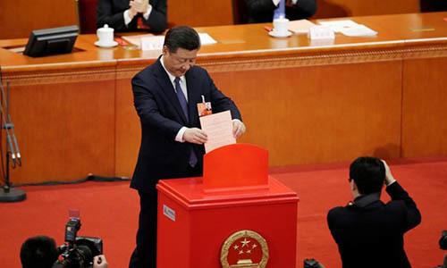 Sửa hiến pháp, Trung Quốc có thể xóa nhòa ranh giới giữa đảng và nhà nước