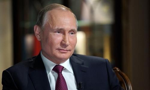 Putin từng ra lệnh bắn hạ máy bay chở khách bị nghi mang bom