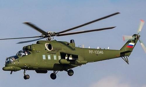 Trực thăng của Putin từng bị bắn ở Chechnya