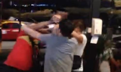 Ẩu đả tại nhà hàng Malaysia, 9 người Việt có thể bị truy tố