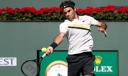 Roger Federer 2-0 Federico Delbonis