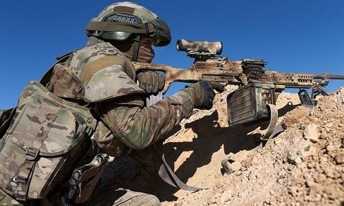 Trận chiến giữa hạ sĩ đặc nhiệm Nga với 40 phiến quân IS ở Syria