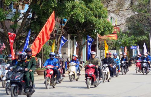 Honda Việt Nam đẩy mạnh các hoạt động an toàn giao thông
