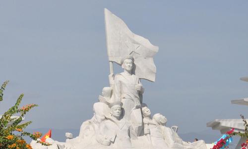 30 năm ngày những người lính Hải quân Việt Nam ngã xuống ở Gạc Ma