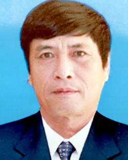 Ông Nguyễn Thanh Hoá.