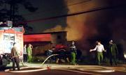 5 người tử vong trong đám cháy khu biệt thự cổ ở Đà Lạt