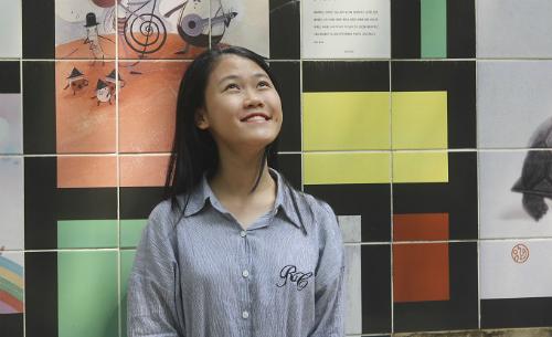 Minh Phương sẽ nhập học Đại học Pomona vào tháng 8 tới. Ảnh: NVCC