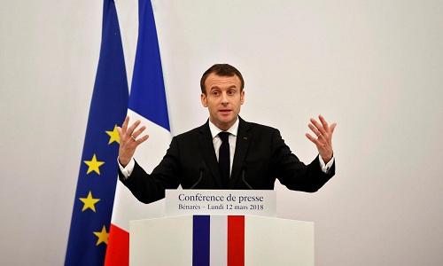 Pháp dọa tấn công các mục tiêu quân sự Syria