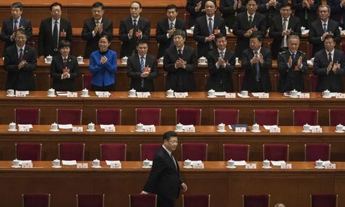 Trung Quốc công bố kế hoạch tái cơ cấu chính phủ