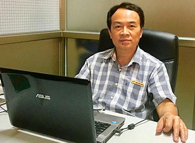 Tiến sĩ Phạm Thanh Phong.