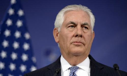 Vì sao Trump sa thải Ngoại trưởng Tillerson?